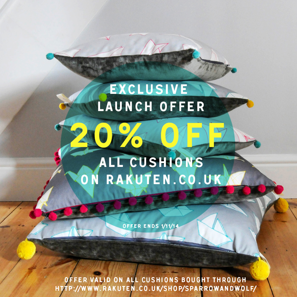 rakuten cushions
